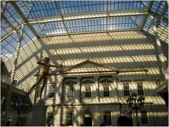atrium court