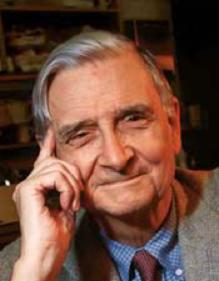 E.O. Wilson in 2003
