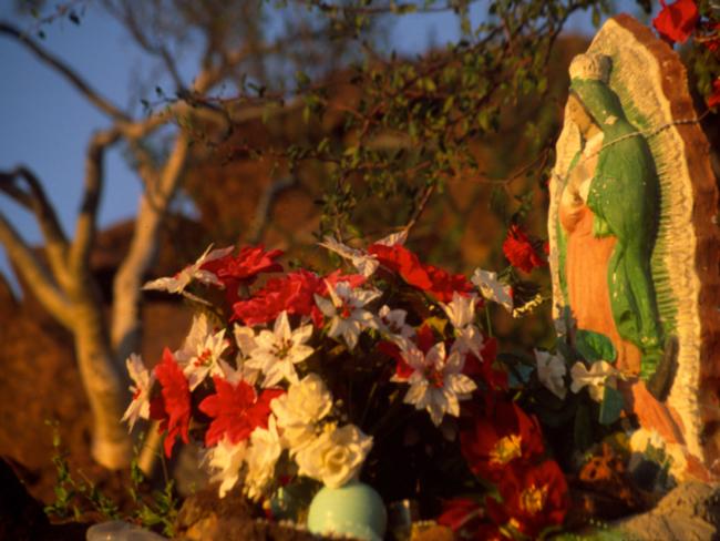 La Virgen de las Ballenas, San Ignacio