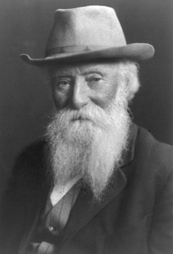 John Burroughs, 1909.