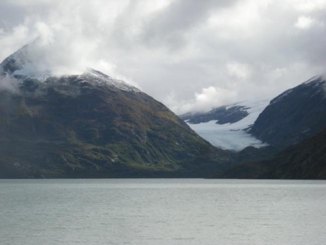 Portage Glacier, September 2015