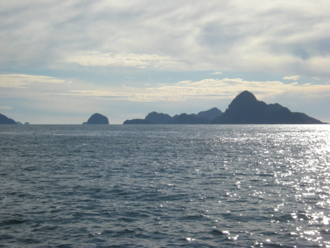 The Chiswell Islands