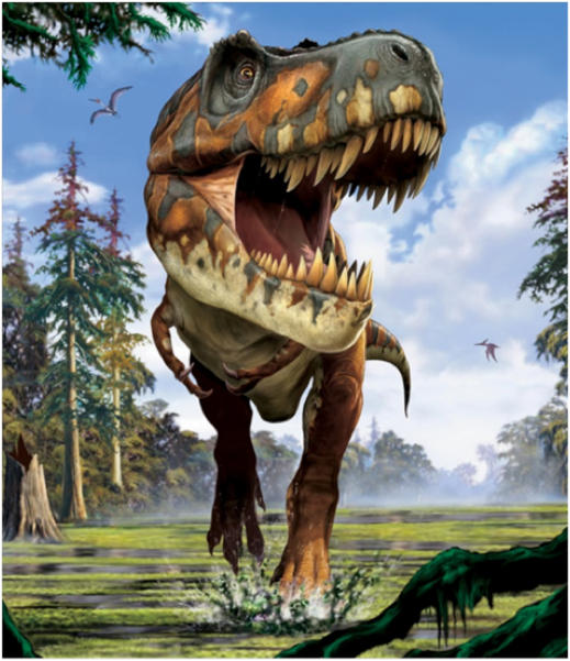 T. rex from kids.nationalgeographic.com