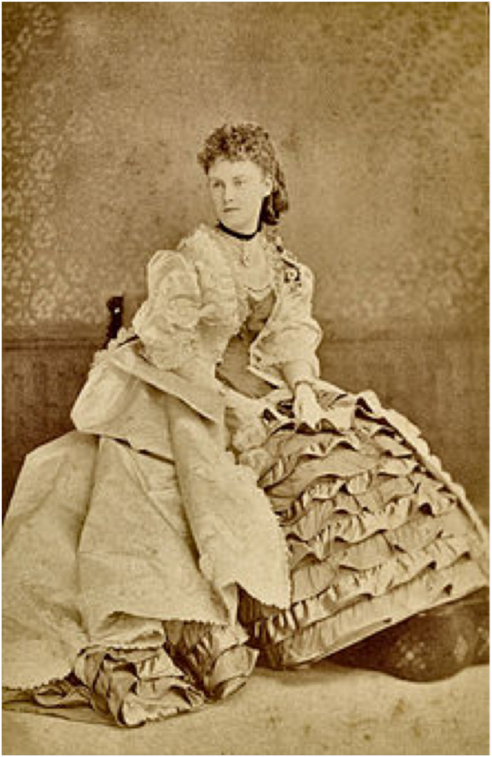 Rosalie Osborne Bierstadt, unknown date.