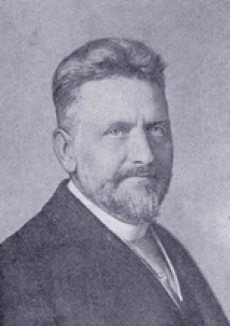 Federico Albert (1867-1928). (Photo courtesy Wikipedia)