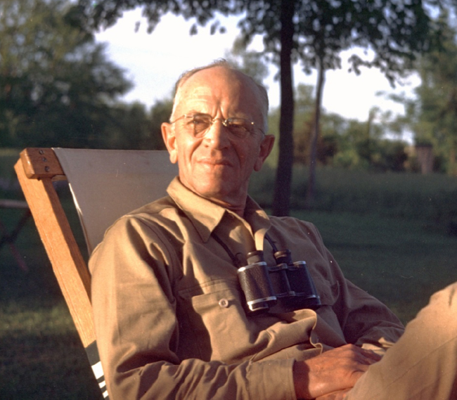 Aldo Leopold. Photo: The Aldo Leopold Foundation.