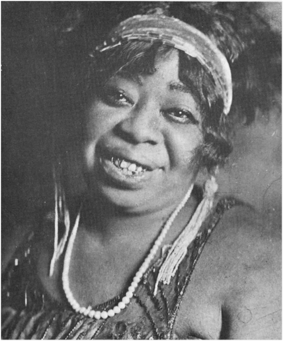 "Ma Rainey, ""Mother of the Blues"""
